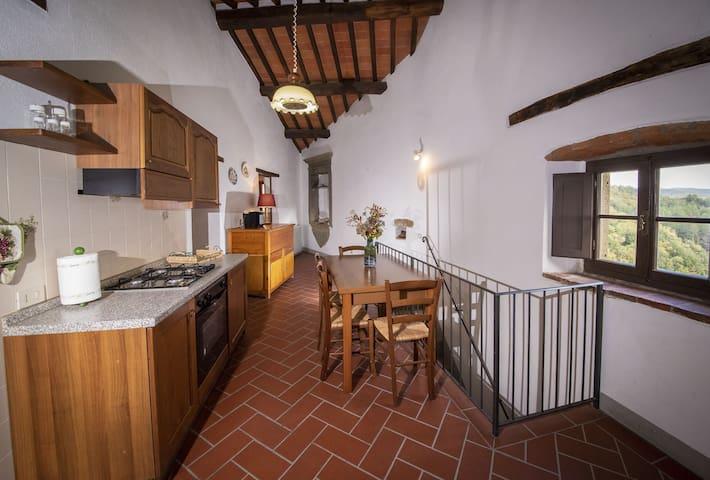 Casa Selvolini - Appartamento Beppa