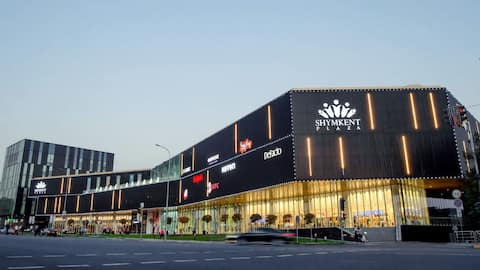 Апартаменты возле Shymkent Plaza на долгий срок
