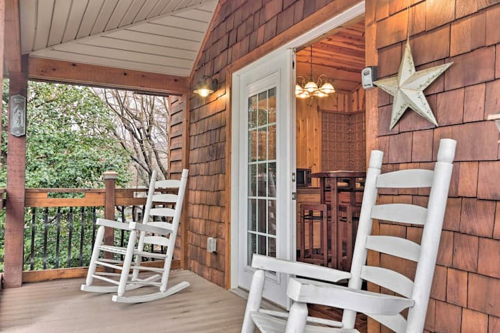 NEW! 'The Boat House' - Charming Creekside Getaway