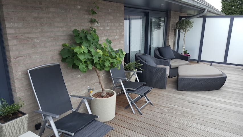 Bon-temps business & Leisure apartment near Ghent