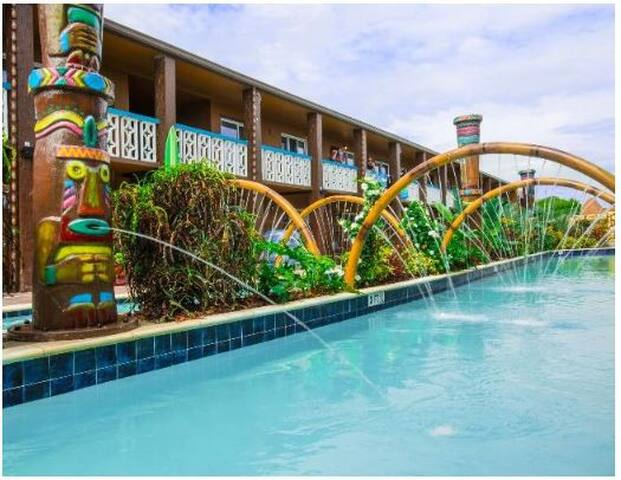 Suite Two Bedroom Cocoa Beach WG