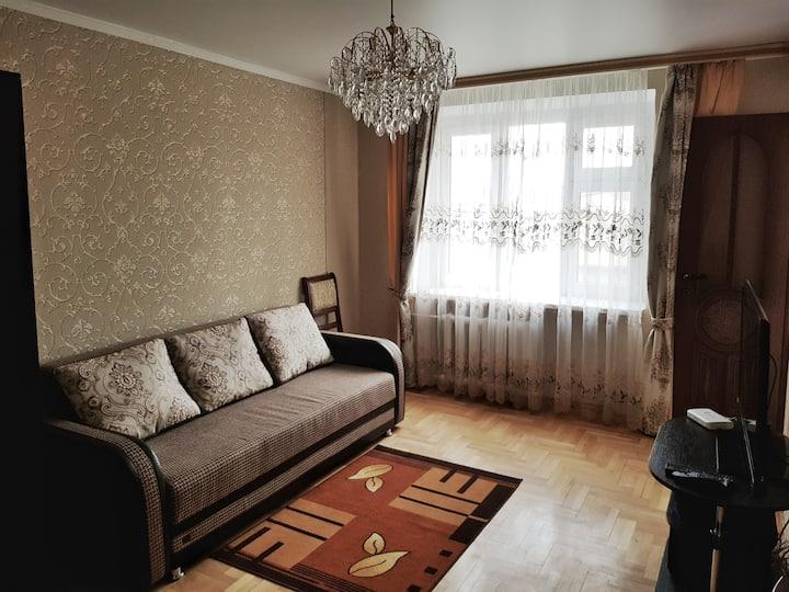 Квартира  в Курортном микрорайоне гор. Essentuki