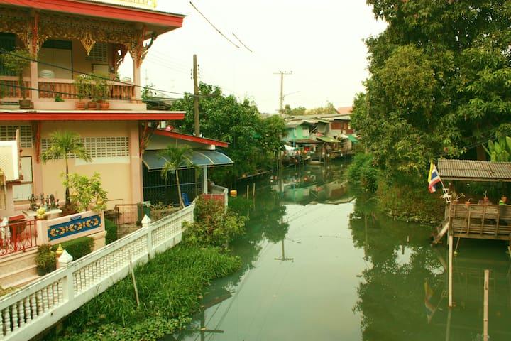 Gotgi Comfy near JJ market - Bangkok - House