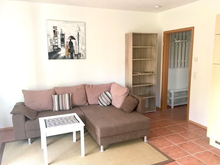 Gemütliche 2-Zimmer-Wohnung bei Holzkirchen!