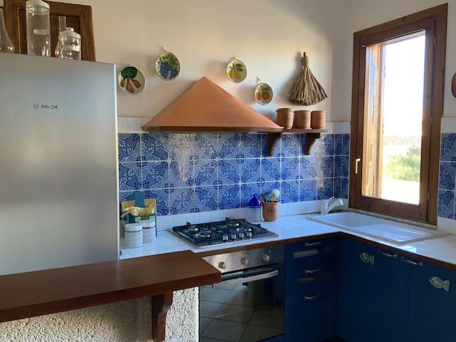 Casa INcava  Favignana