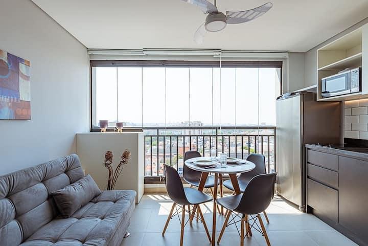 VNBR1513 Apartamento aconchegante no Bom Retiro