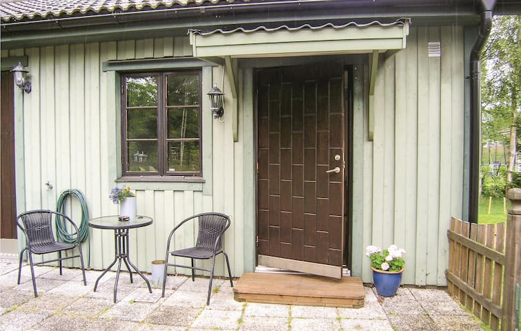Holiday apartment with 1 room on 20 m² in Ljungby
