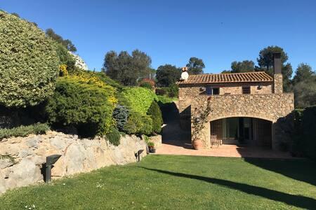country home near Costa Brava - Foixa  - Дом