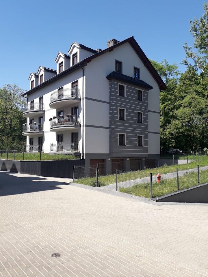Zabrze Park Apartament (wystawiam faktury VAT)