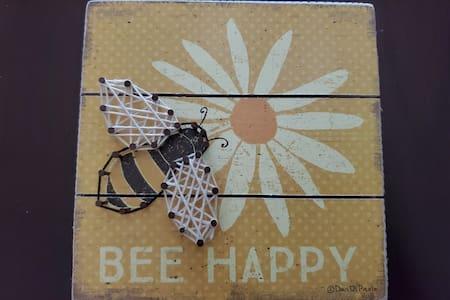 Bee Happy!!! - Part of the Happy Family
