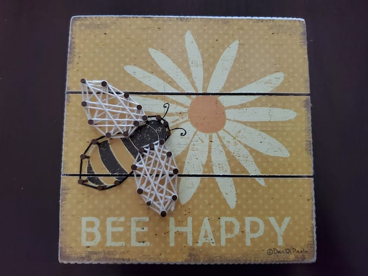 Bee Happy!!! - Part of the Happy Family