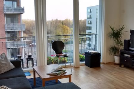 Central & Bright 3 room apartment - København - Apartment