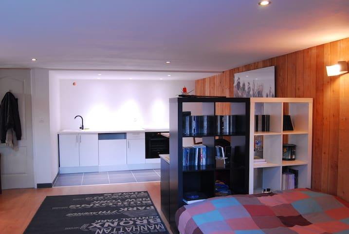 Studio de 35m2 - Saint-Didier-au-Mont-d'Or - Apartment