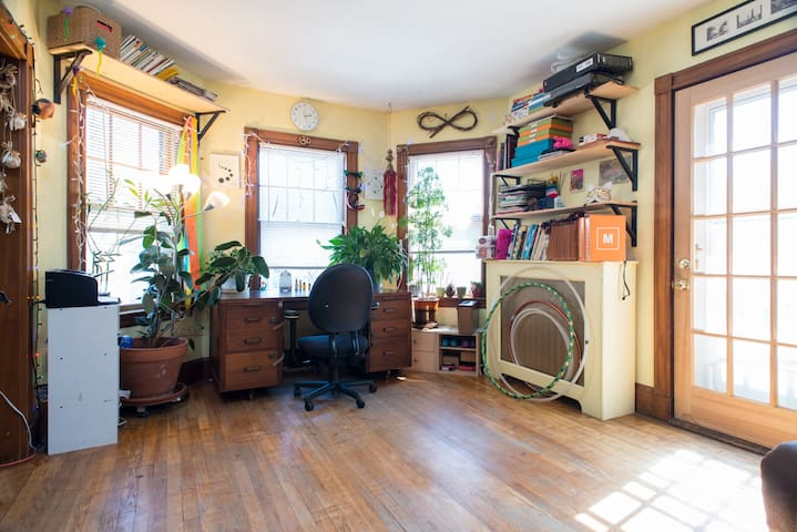 Beautiful, Warm and Charming House for families - Brookline - Flat