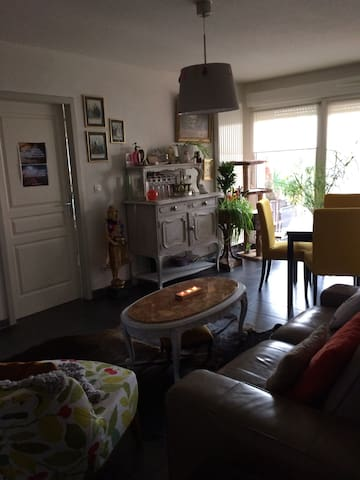 cosy flat near from Basle - Saint-Louis - Apartamento