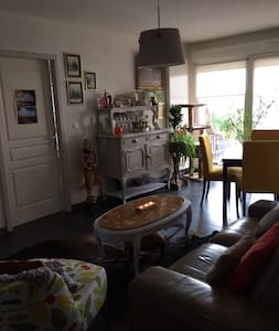 cosy flat near from Basle - Saint-Louis
