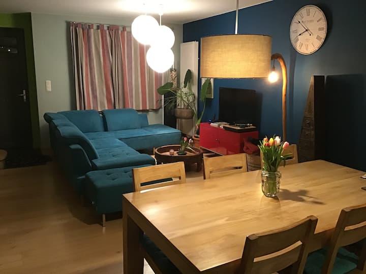 Jolie maison à deux pas du Centre de Namur