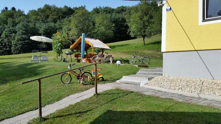 Ferienhaus Dreiländereck