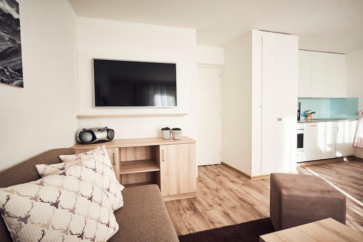 Privates Haus mit 2 Schlafzimmer