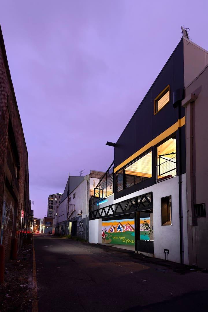 JAM House  Award winning warehouse conversion