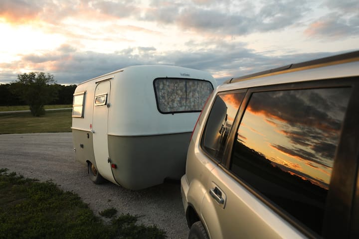 Boler Buddy Trailer