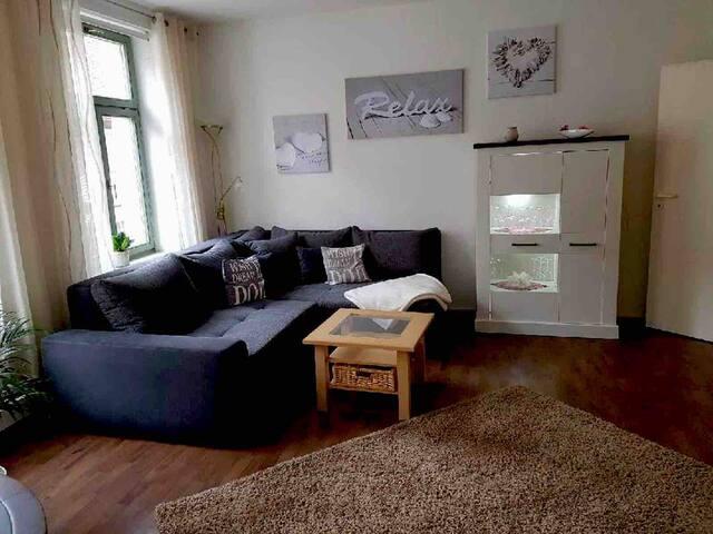 Möblierte Wohnung in der Altstadt von Erfurt