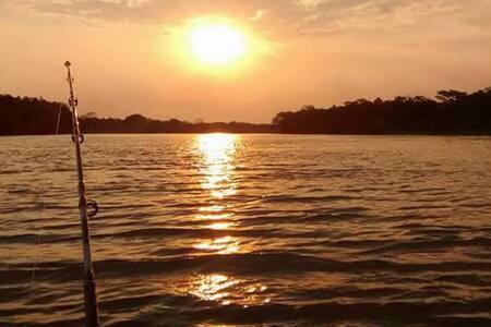 Pescaria no Pantanal - Barão de Melgaço - House