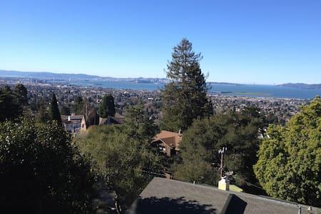 Berkeley Hills Golden Gate View Apt - Berkeley