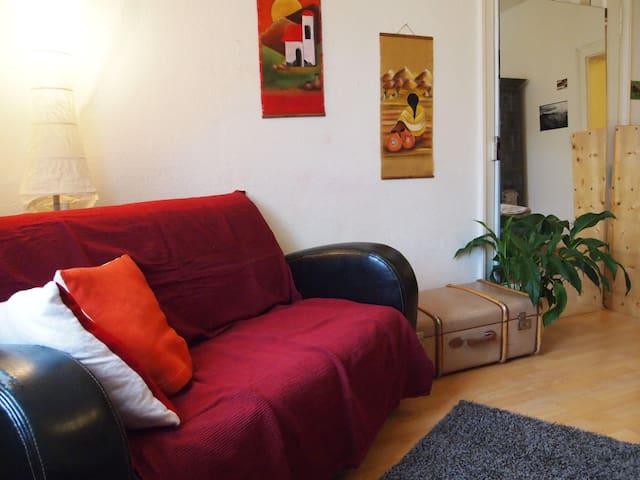 charmantes Zimmer im beliebten Stadtteil Schwabing - München - Apartment