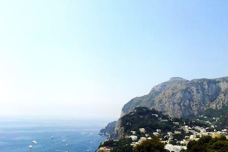 Pequeña villa en Capri