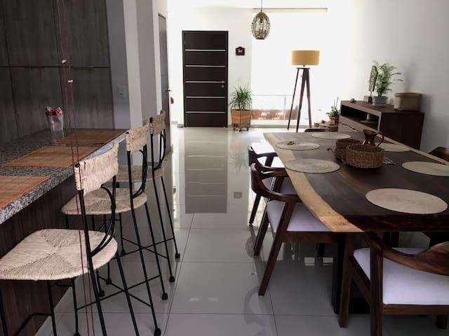 Casa en guadalajara para descanso dentro gdl