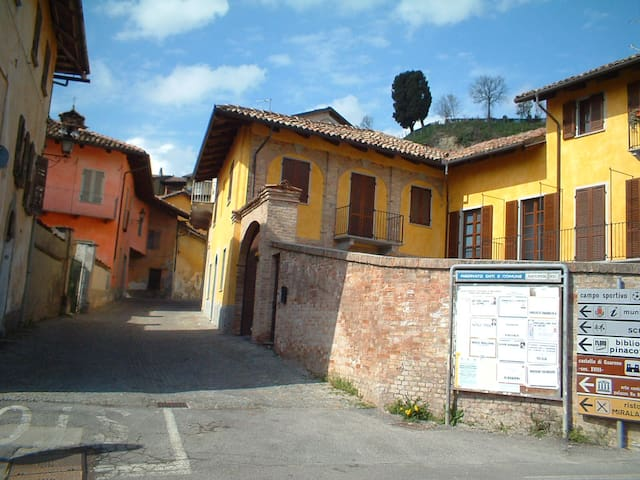 Residenza Emma - Guarene - Apartment