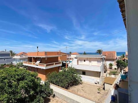 Precioso apartamento en la playa de El Dosel
