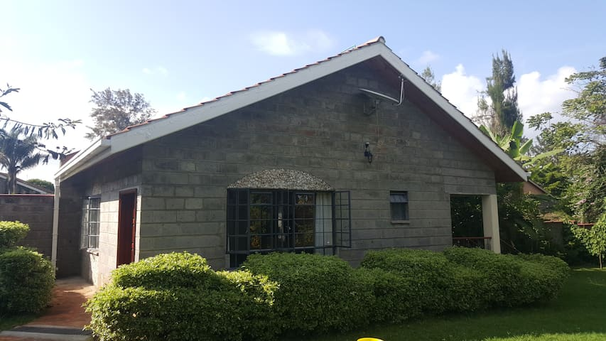 Brand New Studio Near UN Headquater - Nairobi