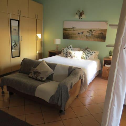 The Nguni Room.