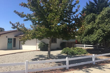 Newly Remodeled Central Coast home - Arroyo Grande