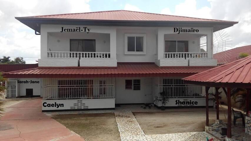 Luxe appartementencomplex met zwemb - Paramaribo - Appartement