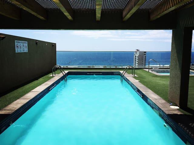 Acogedor departamento / Cozy apartment - Antofagasta - Leilighet
