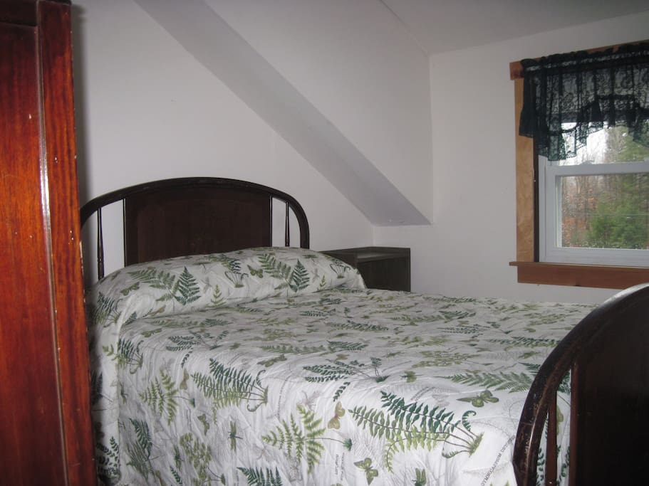 Room 1 Double Bed