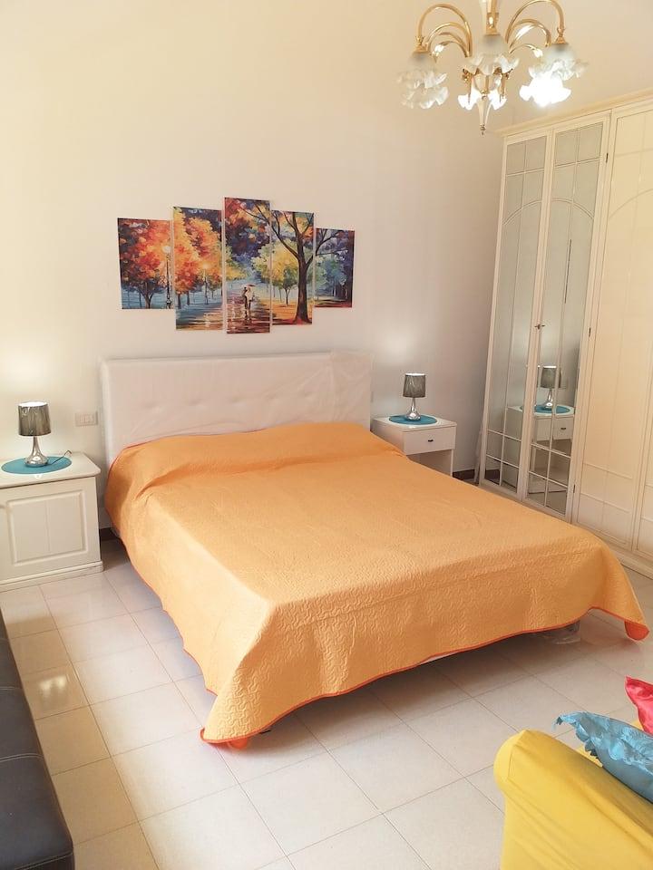 Appartamento a pochi km da P.Cesareo e T.Lapillo