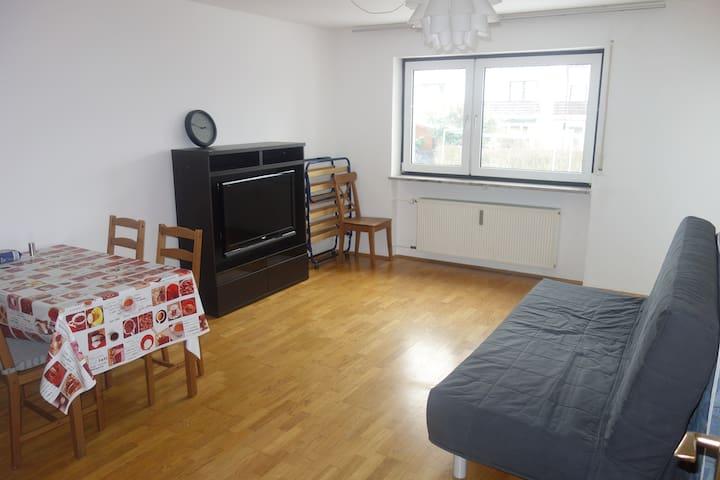 2-room apartment Therme Erding & Airport