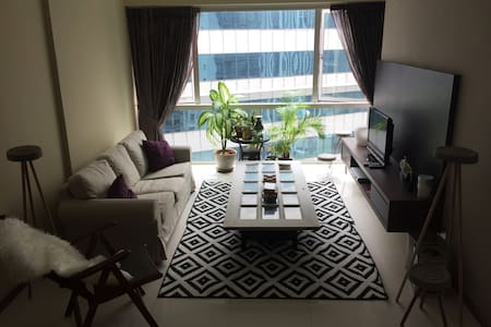 Art Loft for Family, 5 mins from Central Station - Kuala Lumpur