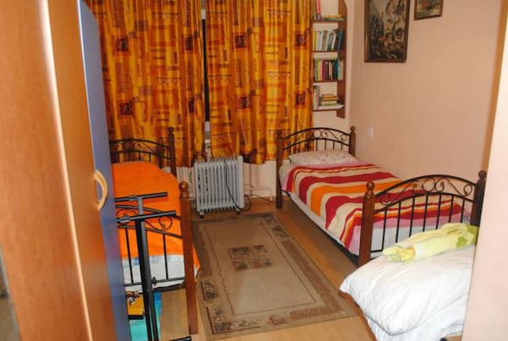 Private Double Room in the Center of the City