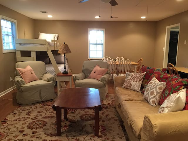 NEW (off I-75) MATHIS COTTAGE (promo:No clean fee)