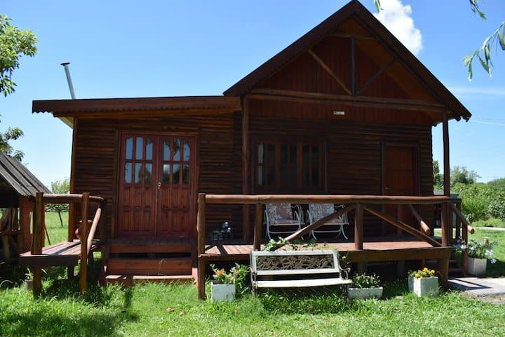 Cabaña de campo a 15 minutos de Gualeguaychú