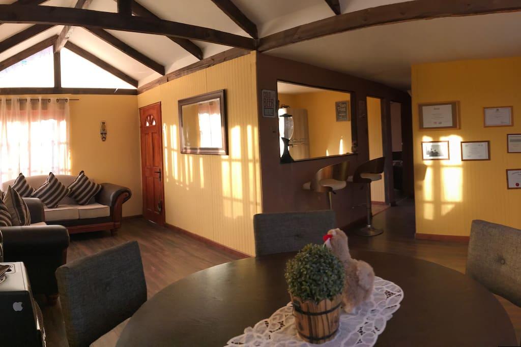 Cabaña Rústica, excelente ubicación. San Pedro de Atacama.