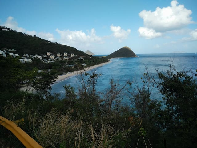 View of Long Bay