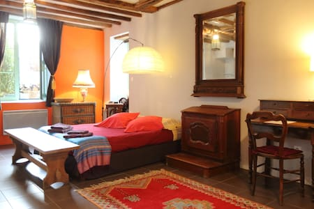 Loire Valley studio in 18th c. Mill - Monts - Apartment