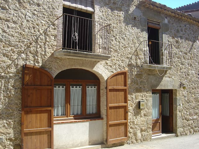 Casa per a 2 persones - La Tallada d'Empordà - Rumah