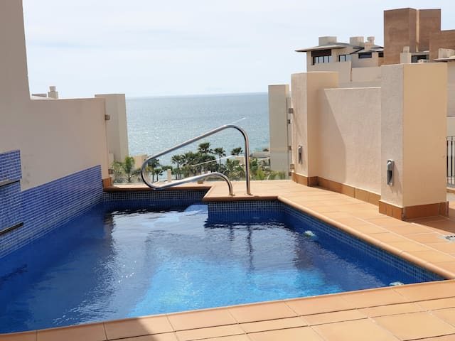 Penthouse Luxury Apart+ own pool